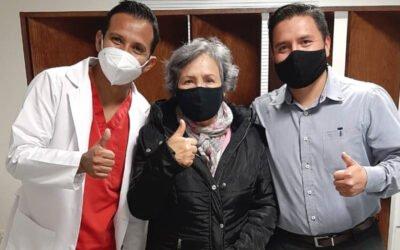 Paciente Carlos Contreras De Fuentes