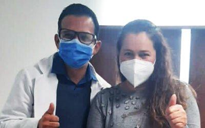 Paciente Verónica Alcantara