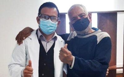 Paciente Juan Reyes Rebollo