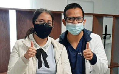 Paciente Victoria Gómez
