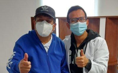 Paciente Alejandro Esquivel