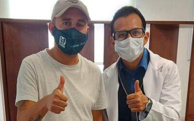 Paciente Adrian Sánchez