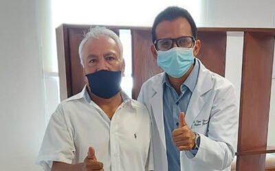 Paciente Andres Minigo Jacales