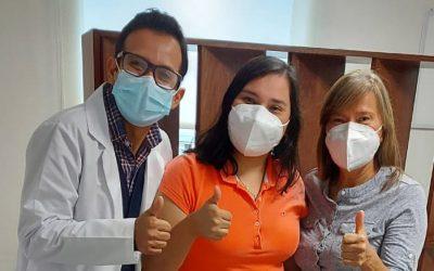 Paciente Arely del Carmen
