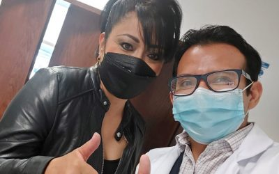 Paciente Edith Hernández