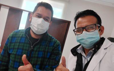 Paciente Fortino Garcia