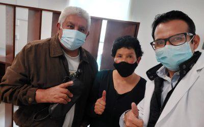 Paciente Juana Hernández Domínguez