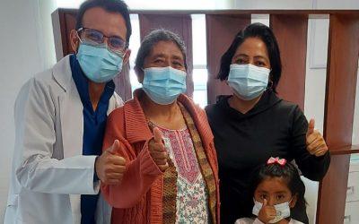 Paciente Romero Galicia