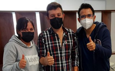 Paciente Sergio Mercado Olmos